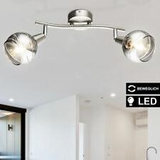 DEL Design Plafonnier Slim Panel sommeil Salon Chambre Lampe Couloir Diele bureau 28 W
