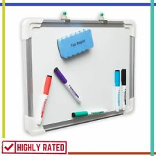 WHITE BOARD Dry Erase Whiteboard for Kids Education Writing Drawing 15