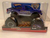 2010 Hot Wheels Monster Jam Martial Law 1:24 Monster Truck  HTF