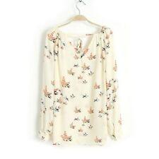 Damenblusen, - tops & -shirts im Tuniken-Stil aus Baumwolle