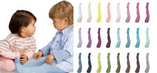 Baby Microfibre Tights YO P  6-12 /12-24 Months -10  Various Colours