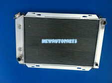 Aluminum Radiator For Ford Mustang AT 1979-1993 92 91 90 89 88 87 86 85 84