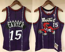 Vince Carter Toronto Raptors Mitchell & Ness NBA 1998-1999 Authentic Jersey hwc