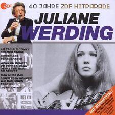 """JULIANE WERDING """"DAS BESTE AUS 40 JAHREN HITPARADE"""" CD"""