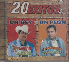 El Halcon De La Sierra y El Tacuache y Su Banda 20 Exitos New Nuevo Sealed
