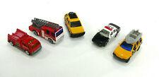 Matchbox: emergency vehicles vintage H4M betnuh pumper roadside rescue diecast