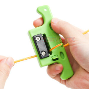 1.9-3.0mm Fiber Cable Ribbon Stripper Loose Tube Buffer Mid-Span Access Tool
