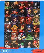 Marvel Heroes 1000 Piece Puzzle