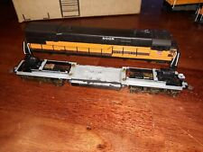 Milwaukee Road HO scale dummy locomotive