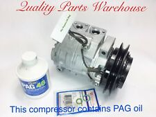 2005-2010 Hino 238 258 268 338 7.7L USA Reman A/C Compressor W/ 1 Year Warranty