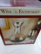 The Wine Enthusiast 3 Pc Decanting Set