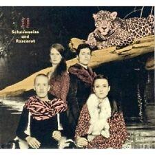 SCHNEEWEISS UND ROSENROT - PRETTY FRANK  CD NEU
