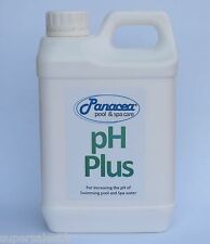 pH+ Plus increaser 5kg premium grade For swimming pools, spas, hot tubs