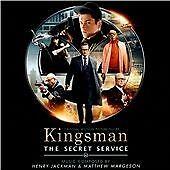 KINGSMAN : THE SECRET SERVICE - Original Soundtrack -  (CD) Sealed