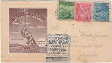 1948-FDC-127 ANTILLES FDC. 1948. PROPAGANDA DEL TABACO. SOBRE MARTIN. RARO.