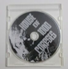 DFGH         HOUSE of 1000 CORPSE-horror CD- ( 58 minutes) Lions Gate Films