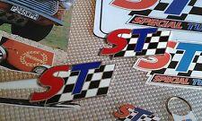 MINI Cooper Classic MIGLIA RACE IN SMALTO BADGE MPI ST Special Tuning RARA S Works