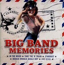 Maxwell, Michael : Big Band Memories CD