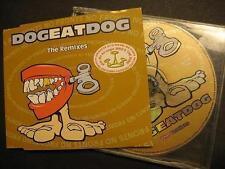 "DOG EAT DOG ""NO FRONTS - THE REMIXES"" - MAXI CD"