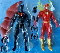 BATMAN BEYOND & FLASH REBIRTH Lot - DC Multiverse Terry McGinnis SHIPS FAST!