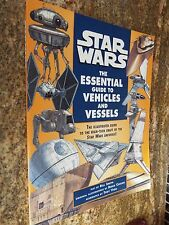 Star Wars Essential Guide to Vehicles and Vessels 1996