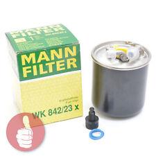 Original MANN-FILTER Kraftstofffilter WK 842/23 x Mercedes-Benz W203 W211 CLK