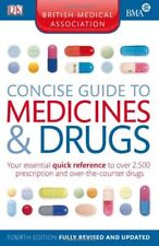 BMA Concise Guide to Medicine and Drugs-DK