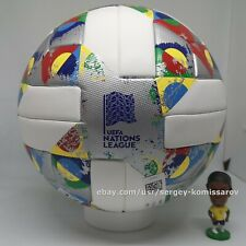 Adidas Uefa Nations league 2019 Omb football ball size 5 cw5295 with flag no box