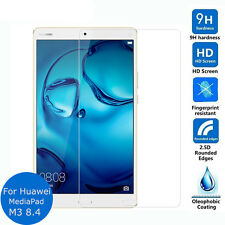 """Premium 9H 2.5D Tempered Glass Screen Protector Film For Huawei MediaPad M3 8.4"""""""