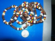 1 shark / fish / snake vertebrae blacelet.