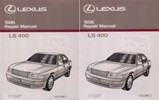 Ls400 1996 Lexus Shop Manual Ls 400 Service Repair Book Haynes Chilton