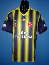 2013-2014 Fenerbahce Spor Kulubu 1907 Home Football Shirt [Medium]