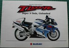 Suzuki TL1000R Brochure MBBTL-1000R