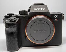 Sony Alpha a7R II 42.4 MP Digital SLR Camera - Black (Body Only) 10