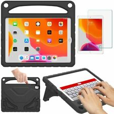 Case iPad 10.2 7 8 Durable Shockproof Lightweight Handle Stand Protective Cover