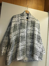 ZARA Beautiful blazer  - bolero style jacket - BRAND NEW - sz M - approx sz 16