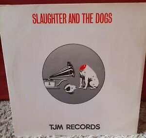 """Slaughter and the dogs It's Alright 12""""ep TJM Records 1979 TJM3"""