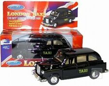 London taxi cab diecast metal scale 11 cm, welly, Great Britain souvenir