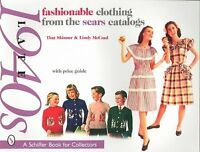 Fashionable Clothing from the Sears Catalogs : Late 1940's, Paperback by Skin...