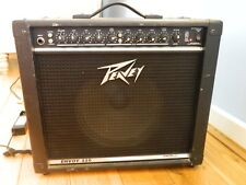 PEAVEY  BLUE MARVEL ENVOY 110 TRANSTUBE GUITAR COMBO AMP WORKING AMPLIFIER