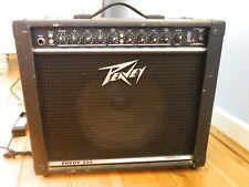 Peavey bleu Marvel Envoy 110 Transtube Guitar Combo Amp Working Amplificateur