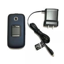 SAMSUNG Gusto 3 Dark Blue Flip Cell Phone With Verizon SM-B311VZPP - REPLACEMENT