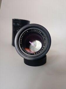 Leica 90 mm f2.8 Leitz Wetzlar Elmarit-R Lens 90/2.8