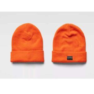 G-STAR 89562F BEANIE ORIGINALS COPER HAT NOW £15