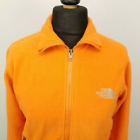 The North Face Womens Vintage FLEECE Full Zip Pullover SMALL Jumper Turtle Neck