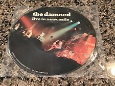 The Damned Picture Disc! Limited. The Clash Sex Pistols Ramones The Cramps