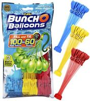 ZURU Bunch O Balloons - 105 Stück - selbstschließende Wasserbomben MIXED