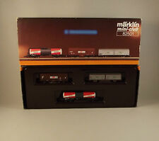 Coffret Fret OBB ÖBB - Märklin Mini-Club - 82501