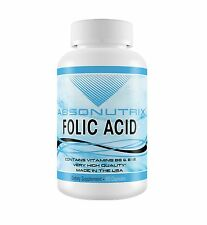 Absonutrix Folic Acid contains Vitamin B6 and B12  Great buy