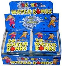 2 Packs of 20 Water Bombs (40 in all) by Drencher - fun and play